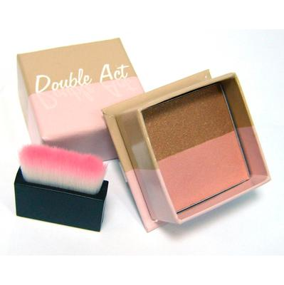 W7 Double Act Bronzer/Blusher (€3.49)