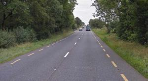 A stretch of the N4 close to where the incident happened. Photo: Google Maps