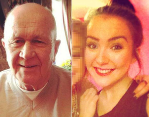 John Sweeney, known as Jack, 68, and his 18-year-old granddaughter Erin McQuade were among six who died in the disaster.