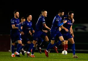Waterford FC have suspended training amid the threat of Covid-19
