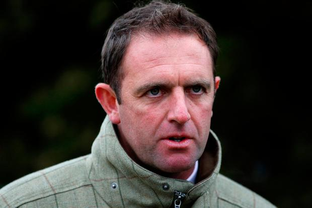 Charlie Appleby had a good day at Newmarketcides. Photo: Alan Crowhurst/Getty Images