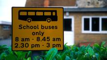 School buses are about to get caught up in the fallout of the Bus Éireann strike. Photo: Photofusion/UIG via Getty Images