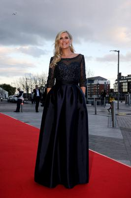 Lisa Fitzpatrick pictured at the VIP Style Awards at the Marker Hotel in Dublin. Picture:Arthur Carron
