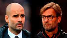 Pep Guardiola and Jurgen Klopp need time to establish their methods with their players, but how long will they get? Photo: Ian Walton/Getty Images