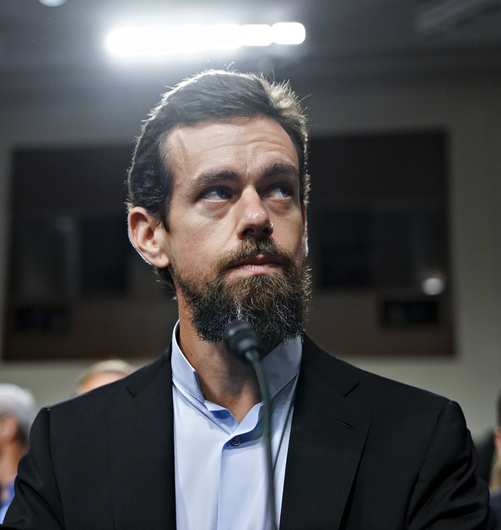 Jack Dorsey. Photo: Getty Images