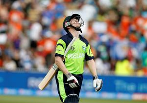 Niall O'Brien says he doesn't expect to feature in the 2019 Cricket World Cup