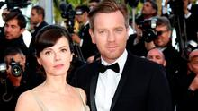 "Eve Mavraki and actor Ewan McGregor attend the ""On The Road"" Premiere during the 65th Annual Cannes Film Festival at Palais des Festivals on May 23, 2012 in Cannes, France.  (Photo by Vittorio Zunino Celotto/Getty Images)"