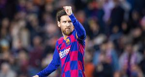 Messi and Barcelona will be back in June