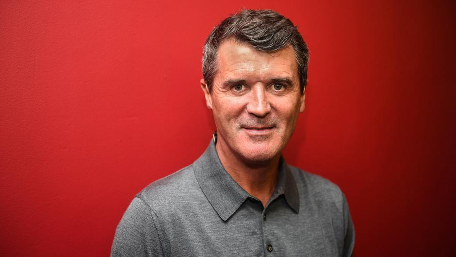 Roy Keane pictured in Dublin last September