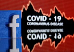 In some cases, Facebook said, misinformation was getting people to drink bleach as a Covid-19 remedy. Photo: REUTERS