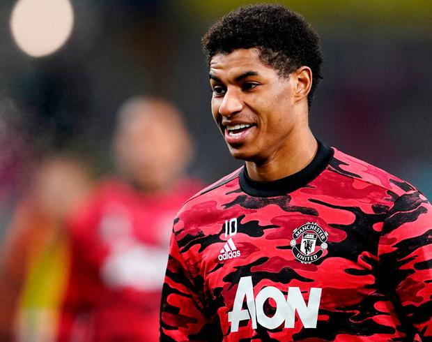 We are at the beginning of what is a long journey' - Marcus Rashford on his  campaign to combat food poverty - SundayWorld.com