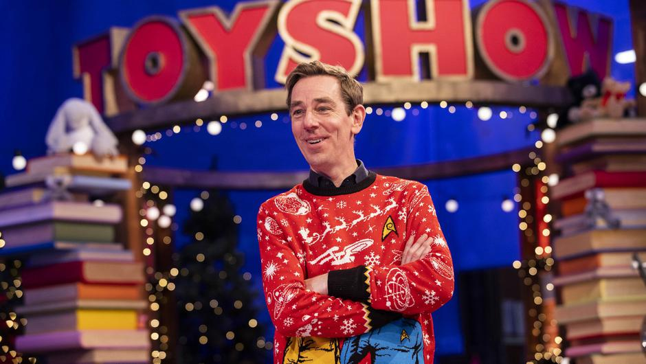 TARGET: Ryan Tubridy's show attracted 140 emails of complaint. Picture: Andres Poveda