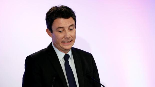 """Mr Griveaux is one of the """"Macron boys"""" – the clique that helped propel the former banker to the Élysée Palace. Photo: Reuters/Benoit Tessier"""