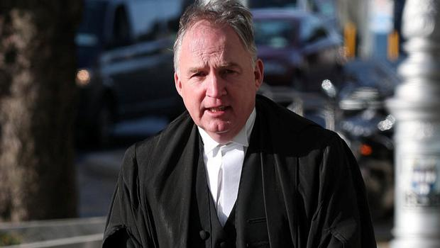 Brendan Grehan SC, counsel for the prosecution. Photo: Collins Courts