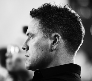 Michael Owen: 'There was a time when the whole of English football was in his extremely fast-moving shadow'. Photo: Fred Lee/Getty Images for Premier League