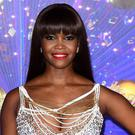Oti Mabuse has said she considered breast reduction surgery (Ian West/PA)