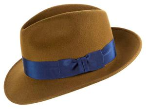 For the man who has everything, might I suggest getting him a bespoke hat, a made-to-measure one-off by the second-generation Dublin milliner, John Shevlin.