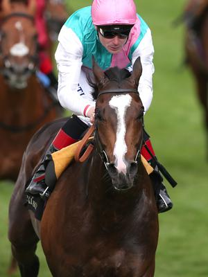 Snow Sky powers clear under Pat Smullen at Royal Ascot on Saturday