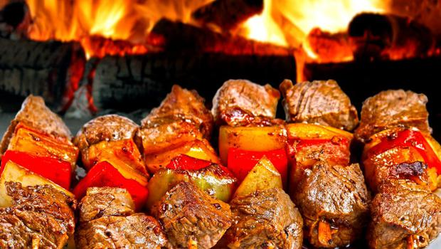 Don't be afraid to get adventurous on the barbecue