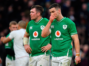 Sexton has played 91 times for his country and has had very few poor performances. Photo by Brendan Moran/Sportsfile