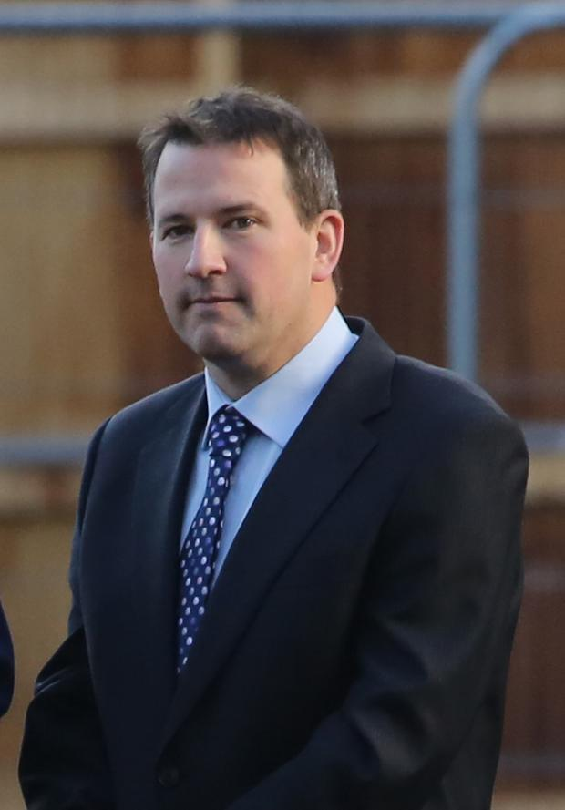 Case: Graham Dwyer's appeal is on hold pending the data ruling. Photo: Collins Courts.