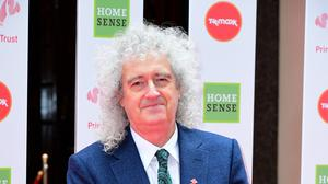 Queen guitarist Brian May has raised doubts about the future of live performances in a post-coronavirus world (Ian West/PA)