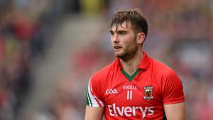 Mayo's Aidan O'Shea revealed yesterday that he has suffered concussion 'six or seven times' in his career.