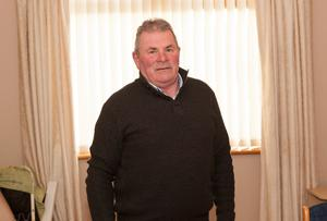 Cancer survivor Tony Walsh pictured at his home in Rossnowlagh, Co. Donegal. Photo Philip Mulligan