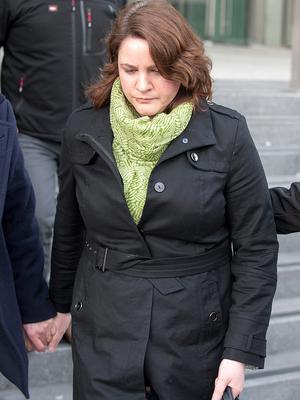 Dwyer's former partner Emer McShea who gave evidence at his trial