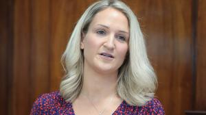 Minister Helen McEntee recommended the move. Pic: Collins