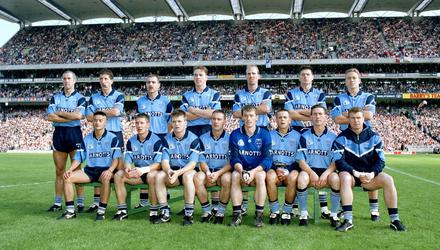 Paul Curran was a key member of the Dublin team that won an All-Ireland title in 1995. Picture credit; Ray McManus / SPORTSFILE