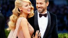 Ryan Reynolds and wife Blake Lively