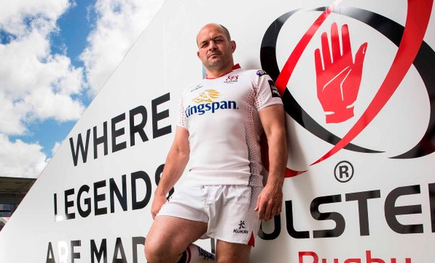 Rory Best is one of the few remaining Ulster players to have tasted silverware with the province (Photo: INPHO/Billy Stickland)