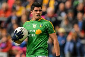 Emlyn Mulligan pointed out it will take four and a half hours for Leitrim's footballers to travel to Wicklow for one of their league games next year. SPORTSFILE