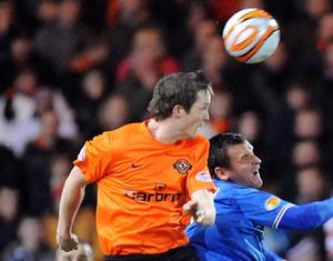 Dubliner Jon Daly could be on his way to Rangers. Picture: PA.