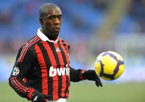 Clarence Seedorf's career was extended by having his wisdom teeth removed