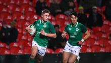 The Ireland U20 side has started the Six Nations with three impressive wins from three before sport was shut down. Photo by Harry Murphy/Sportsfile