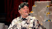 Bill Murray on the late Late Show with David Letterman