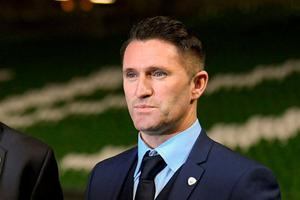 NOT HIS MAN: Robbie Keane was never part of Stephen Kenny's plans. Photo: Stephen McCarthy/Sportsfile