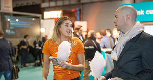 Day three of the Web Summit (Photo: Sportsfile)