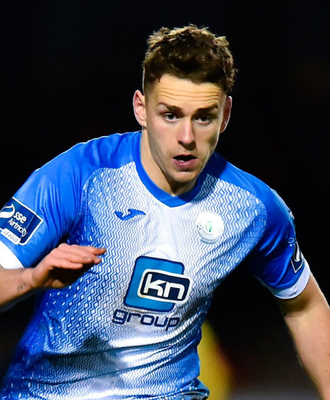 Mark Russell of Finn Harps. Photo by Oliver McVeigh/Sportsfile
