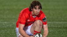 Munster out-half Ben Healy