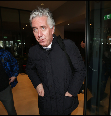 Legacy: Former FAI CEO John Delaney's severance package, worth in the region of €500,000, remains a sore point among some current staff members. PHOTO: STEVE HUMPHREYS