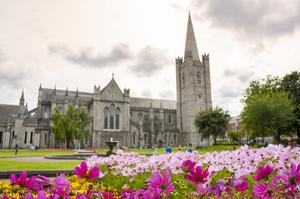 Saint Patrick Cathedral, Dublin. Admission is free for Patricias and Patricks on March 17.