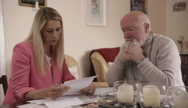 'These people were dismissed. I was. The word 'illegitimate' is written on my paperwork' - RTE's Evanne shares her adoption story on TG4's programme Uchtú: Evanne Ní Chuilinn