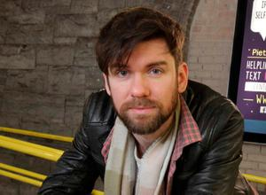 Radio presenter Eoghan McDermott. Photo: Mark Stedman
