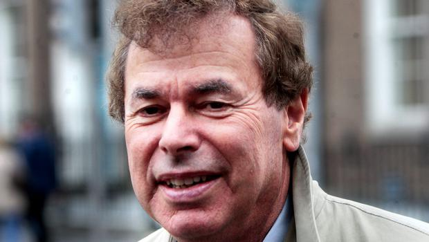 ALAN SHATTER: Cast in the role of villain by media and political opinion-formers