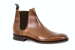 Barker Chelsea boot, €280, Brown Thomas