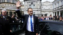 Taoiseach Leo Varadkar. Photo: Stephen Collins/ Collins Photos