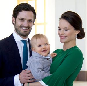 Screengrab of the Swedish Royal Court's Instagram post announcing Prince Carl Philip and Princess Sofia they are expecting their second child. Picture: Swedish Royal Court/Instagram